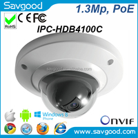 1.3MP fixed lens vadal proof Dahua Mini Dome camaras de seguridad