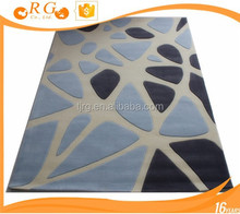 handmade custom antislip exhibition fashion soft hotel rug