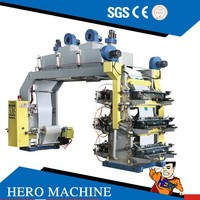 HERO BRAND clothes label printing machine