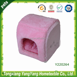 Soft dog kennel fabric kennel
