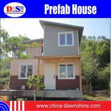 Prefab House with Batehroom/wheels, 20FT/40FT Prefab Mobile Homes, Pre-made Contianer House