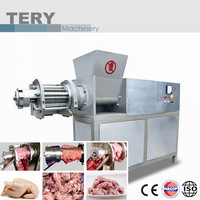 lowest price chicken meat cutting machine
