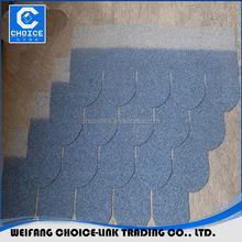 Types of Roofing sheets asphalt shingles supplier