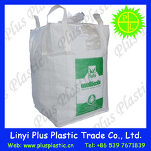 Quality heavy PP bulk bag/ 1 ton big bag/FIBC container ton bag