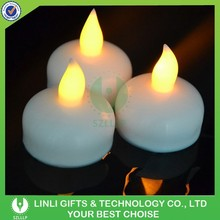 Custom Flickering Colorful Halloween LED Candle Gifts