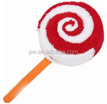 Good quantity New Cute Beauty Lollipop cake towels