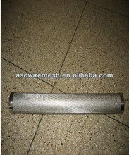 Stainless steel mesh filter cartridge(factory)