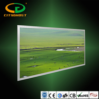 New Decoration Lighting Lamp 1195*595*9MM CRI>80 3240LM 3 Years' Warranty Photo Insert Lighting LED Panel 1200x600 48W