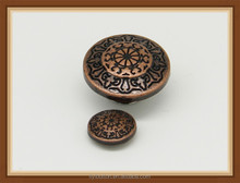 fashionable accessories anti copper button for jeans wholesale