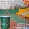 Acrylic Resin Outdoor Basketball Court basketball court floor coating
