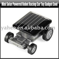 Mini Solar Powered Robot Racing Car Toy Gadget Cool,YHA-HG084