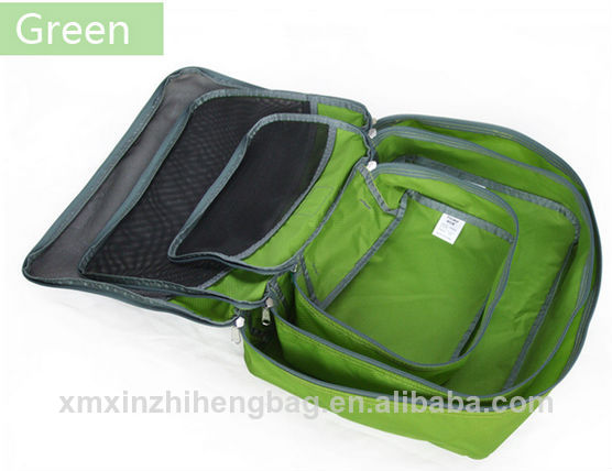2014 Travel packing cubes in Xiamen alibaba China