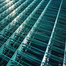 beautiful and cheap pvc coated welded wire mesh 1/2 x1/2 opening made in china