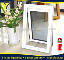 Cheap Price Windows_Double Glazed Aluminum Window Price Square Meter Manufactured by YY Construction in China