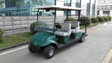 High qulity 4 person electric golf product with EEC approved from China