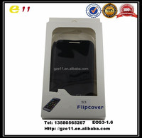 Top Quality cover flip case S3 for tecno for tecno S3