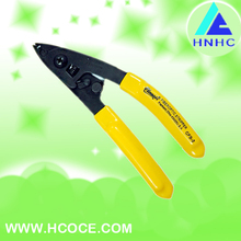 cable making equipment high quality and low price fiber stripper clauss cfs-2 fiber stripper