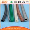 High temperature silicon rubber glass shower door seal strip