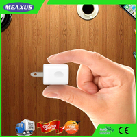 5v / 1a AC Plug Mini Small Cube usb wall charger for iphone