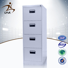 Mingxiu office furniture steel filing cabinet /durable grey 4 drawer steel office file cabinet