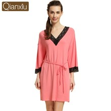 Qianxiu China supplier sexy wholesale sleepwear for European