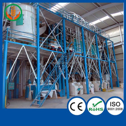 New design flour mill plant like wheat corn soya