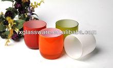High Quality Customer Design Water Machine Made Glassware