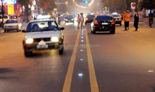 Bearing over 20 Tons /Solar LED Road Stud /Light Reflection Road Safety Road Stud Adhesive