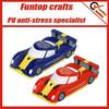 Great stress relievers custom racing car anti stress toys