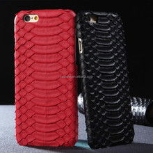 Retro Luxury Genuine Python Snake Skin Leather Cover Case For iPhone,Samsung,Huawei