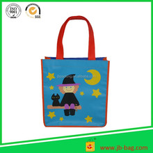 Reusable Picture Printing Laminated PP Non Woven Shopping Bag