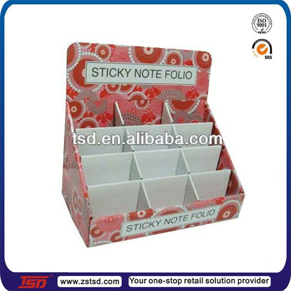 Tsd w835 custom rotating greeting card wholesale display racksgift cardboard card display 5 m4hsunfo