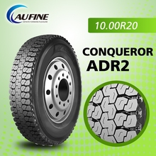 AUFINE/WAYNNER brand Trade Assurance China heavy duty truck tyre 385/65R22.5 suitable for minning