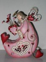 Angell,home decoration,iron craft,christmas decoration