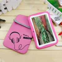 mini cute hello kitty kids case tablet pc android 4.4 mid dual sim, tablet for kids
