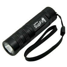 Hight Quality Rechargeable Mini Torch Light With 16340 Battery