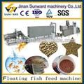 preço de fábrica de ração flutuante peixe máquina extrusora