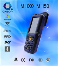 MH50 3.5 inch rugged Android 2D barcode scanner PDA support gps ,wifi ,gprs,3G