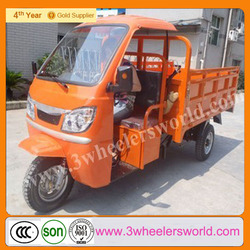 2014 New Hot Selling Africa big wheel Cargo tricycle 3 Wheel Motorcycle 200cc on Sale