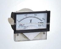 85L17 ac panel meter analog panel Voltmeter