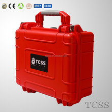 waterproof plastic equipment tool case for military survival