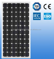 A grade PV mono 200w solar panel price/zhejiang solar panel/kingstar solar in China Manufacturer