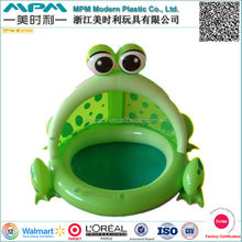 EN71 approved PVC inflatable kiddie pool spa pool