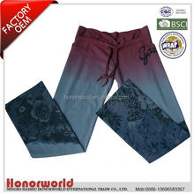 20 years professional BSCI approved factory professional fleece trouser