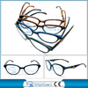 2015 Fashion Style Colorful Acetate Optical Frame With CE Certificate High Quality MOQ 300pcs JERRY Acetate Eyeglasses Frame