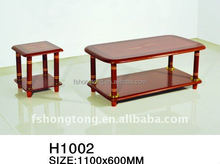 Square coffee table H1002,,wood slab dining tables,miniature furniture