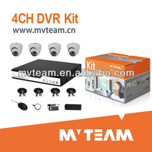 Upgrading H.264 4CH CCTV Security Kit