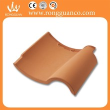 spanish roof tile red color S tile