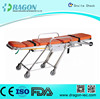 DW-AL001 ambulance stretcher sizes and dimensions
