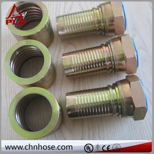 variety of hydraulic fittings